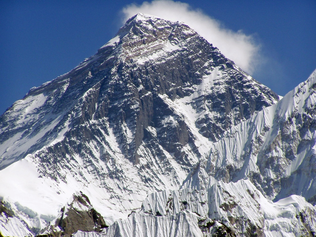 a description of the location of mt everest Mount everest is known as sagarmatha in nepal the adventure lovers put 4 camps via south ridge situating base camp at 5300m, camp-1 at 5900m, camp-2 at 6200m -6400m, camp-3 at 7300m and south col at 7925m.