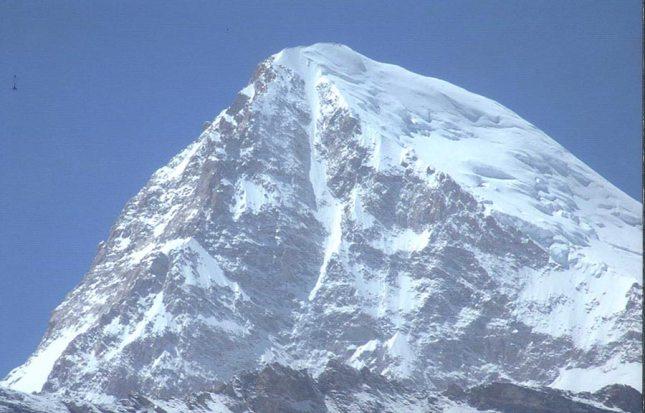 Kamet Peak Top Mountains of India