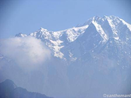 mana peak-Indian Himalayas