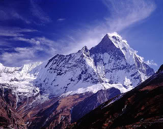 Mt. Saser Kangri-Indian Himalayas