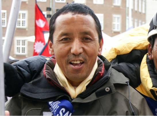 Apa Sherpa, Nepali Sherpa mountaineer - Wikimedia Commons