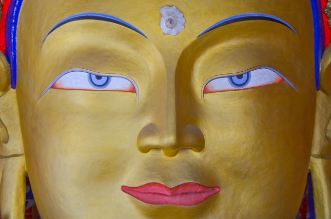 Maitreyin Budha
